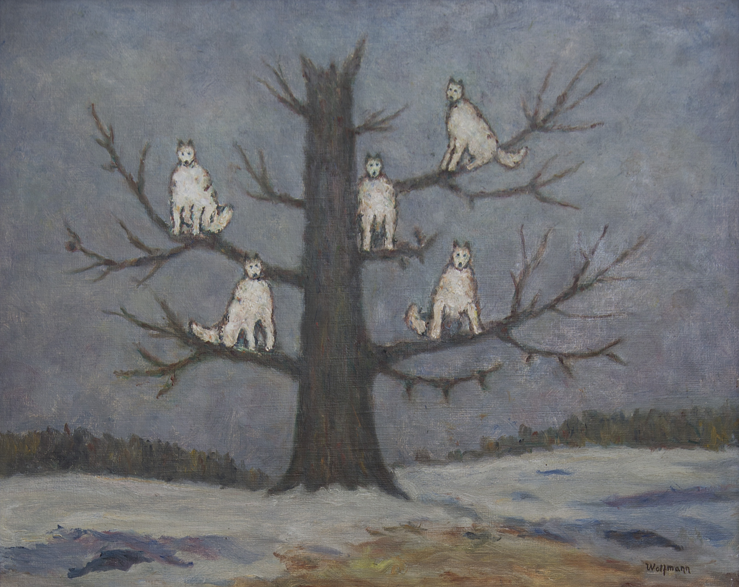 sergei-pankejeff-painting-of-wolves-sitting-in-a-tree-1975-courtesy-of-the-freud-museum-london